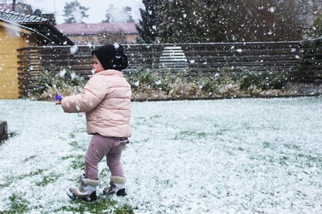snöig-påsk